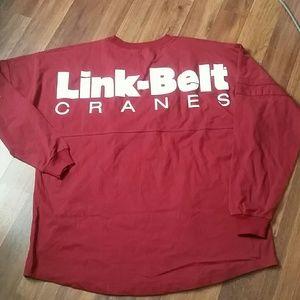Link-Belt Cranes Tshirt XL - OVERSIZED
